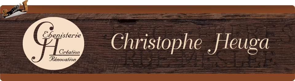 Christophe Heuga ébéniste
